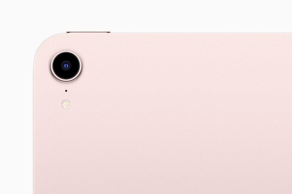 câmara do ipad mini