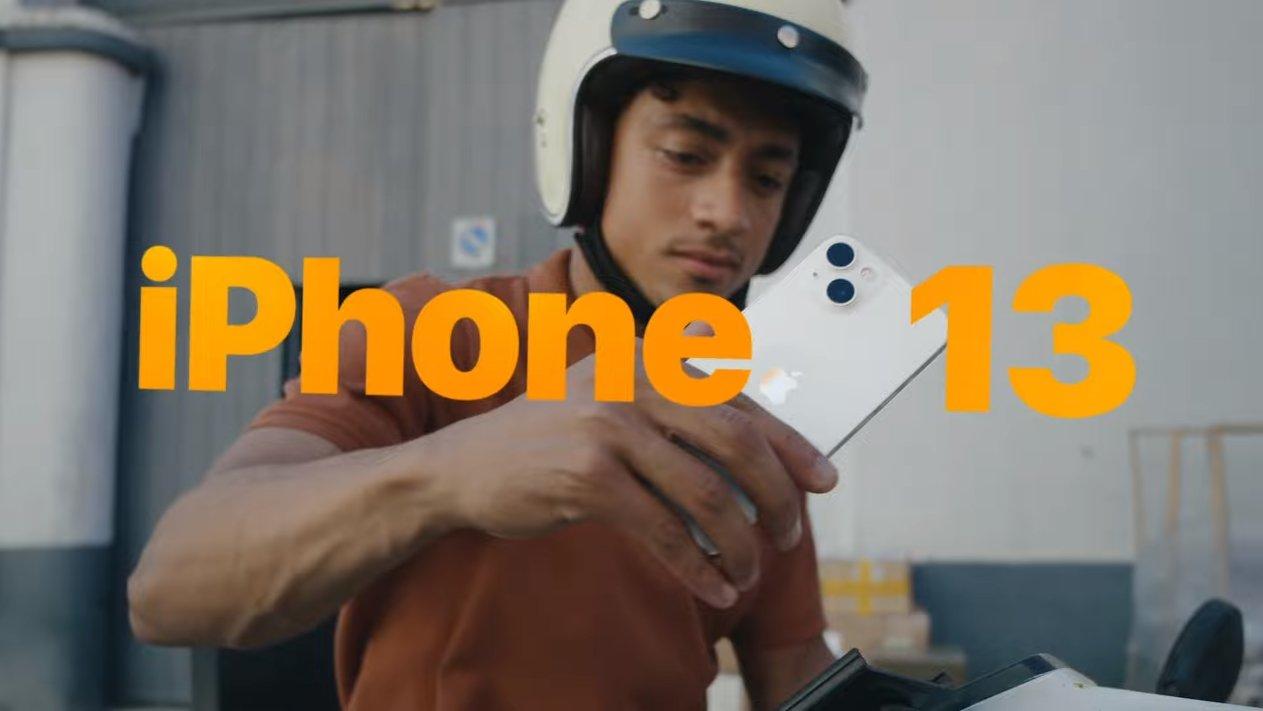 iPhone 13 trailer