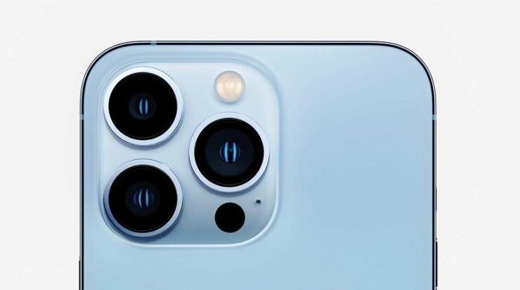 apple iphoe 13 pro camera