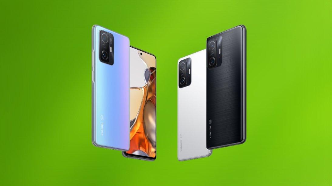 Xiaomi 11T e 11T Pro
