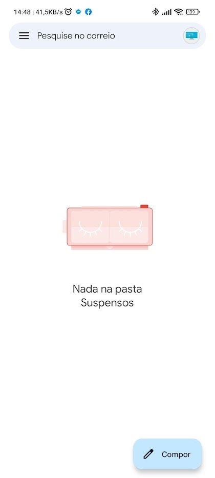novo design do gmail