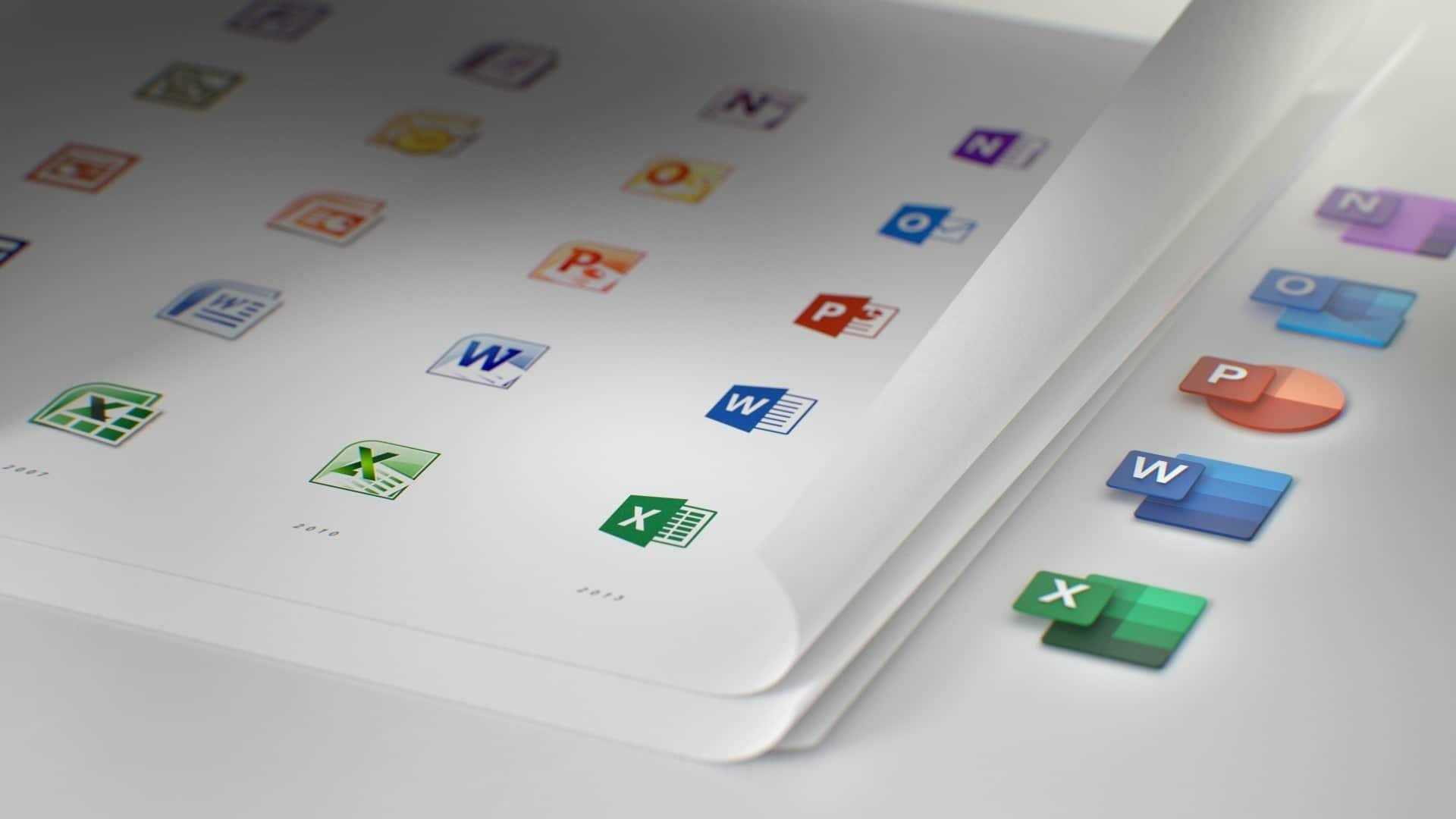 Office logos