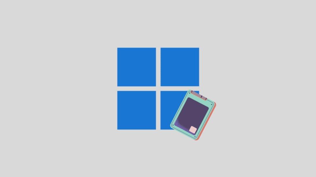 Windows 11 com disco SSD