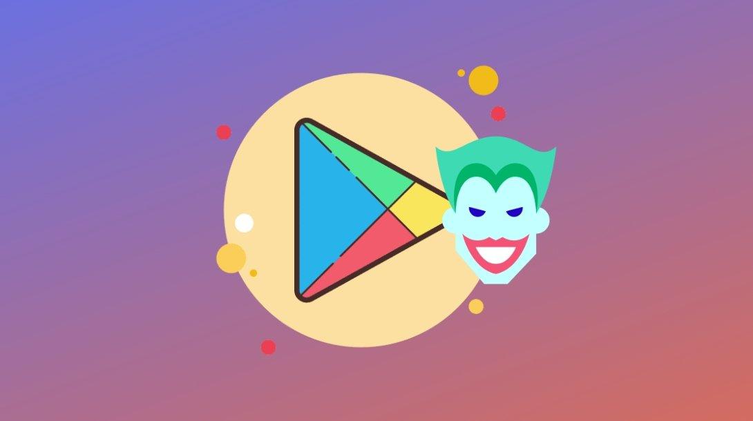 Malware joker na play store da google
