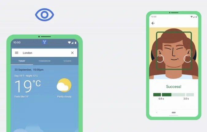 Google acessibilidade no Android