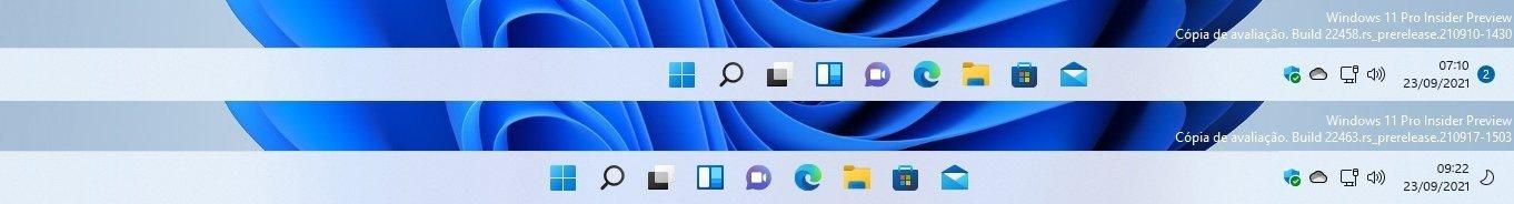 barra de ferramentas com erro no windows 11