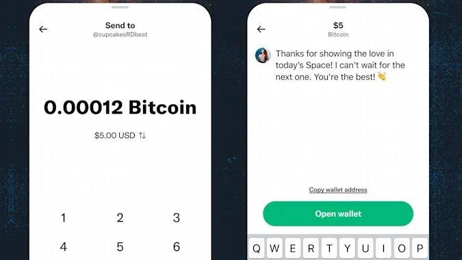 Twitter com bitcoins