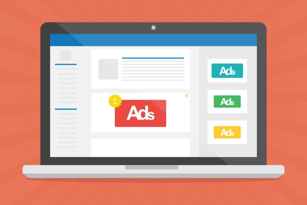 Publicidade online em sites