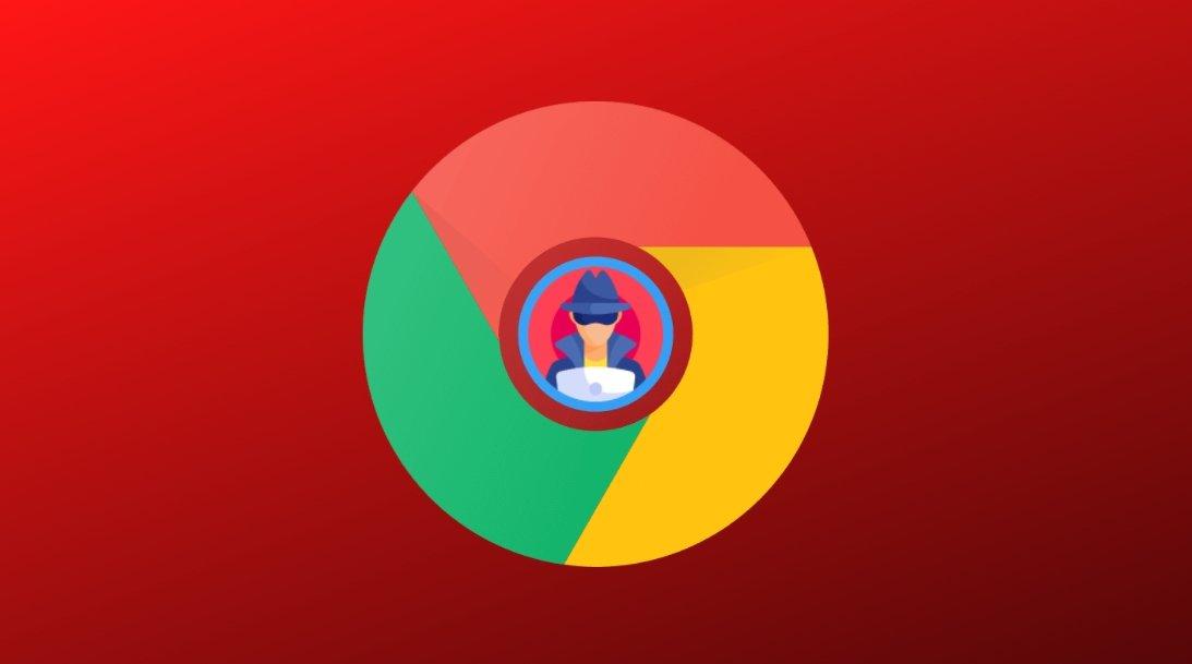 Google Chrome com hacker