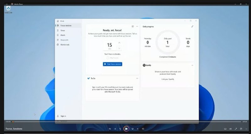 Novo Windows Media Player no Windows 11
