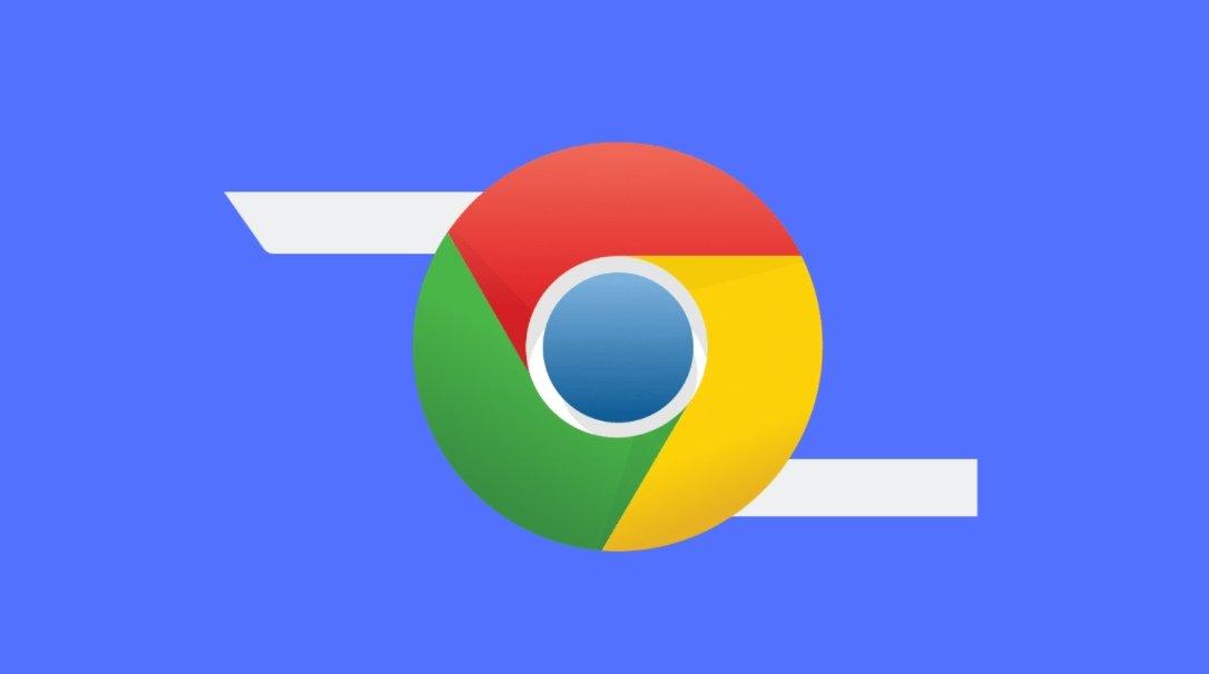 Google Chome novas abas