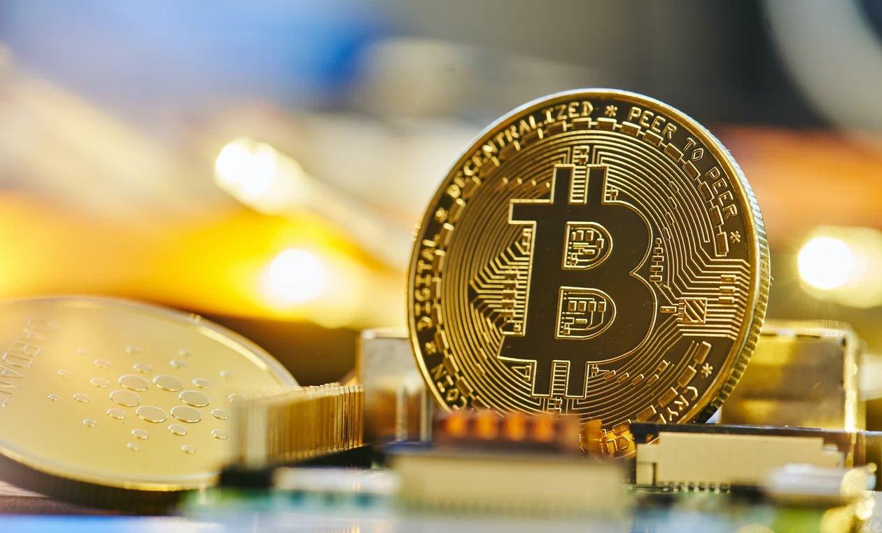 Bitcoin em moeda