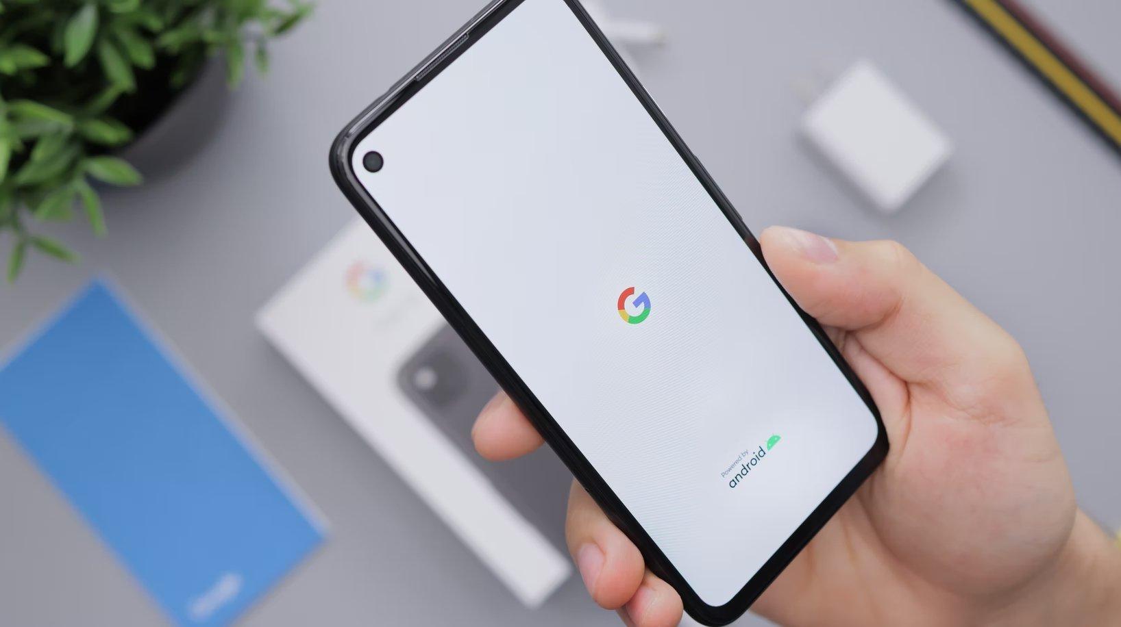 Android smartphone pixel