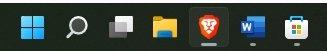 barra de ferramentas no windows 11