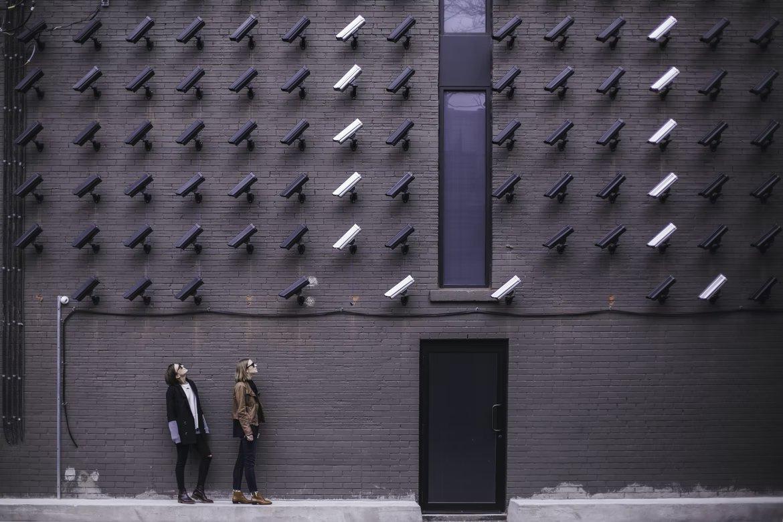 privacidade sobre camaras