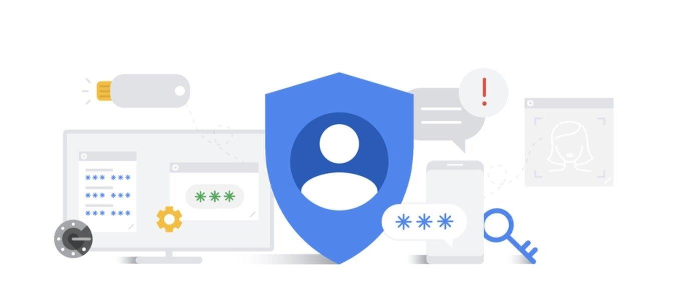 google autenticação em duas etapas