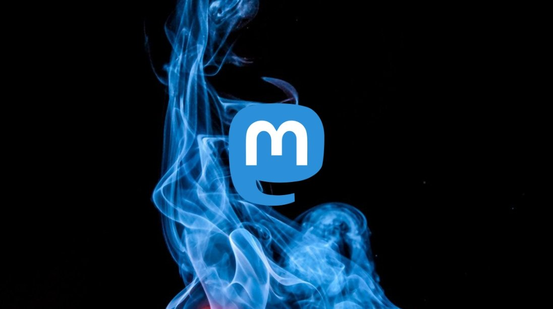 Mastodon sobre fogo