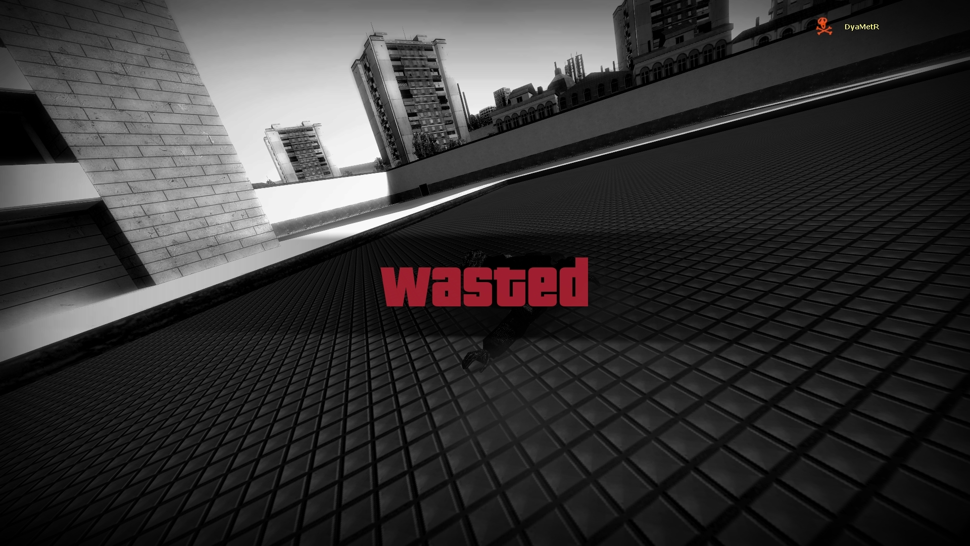 Wasted de GTA