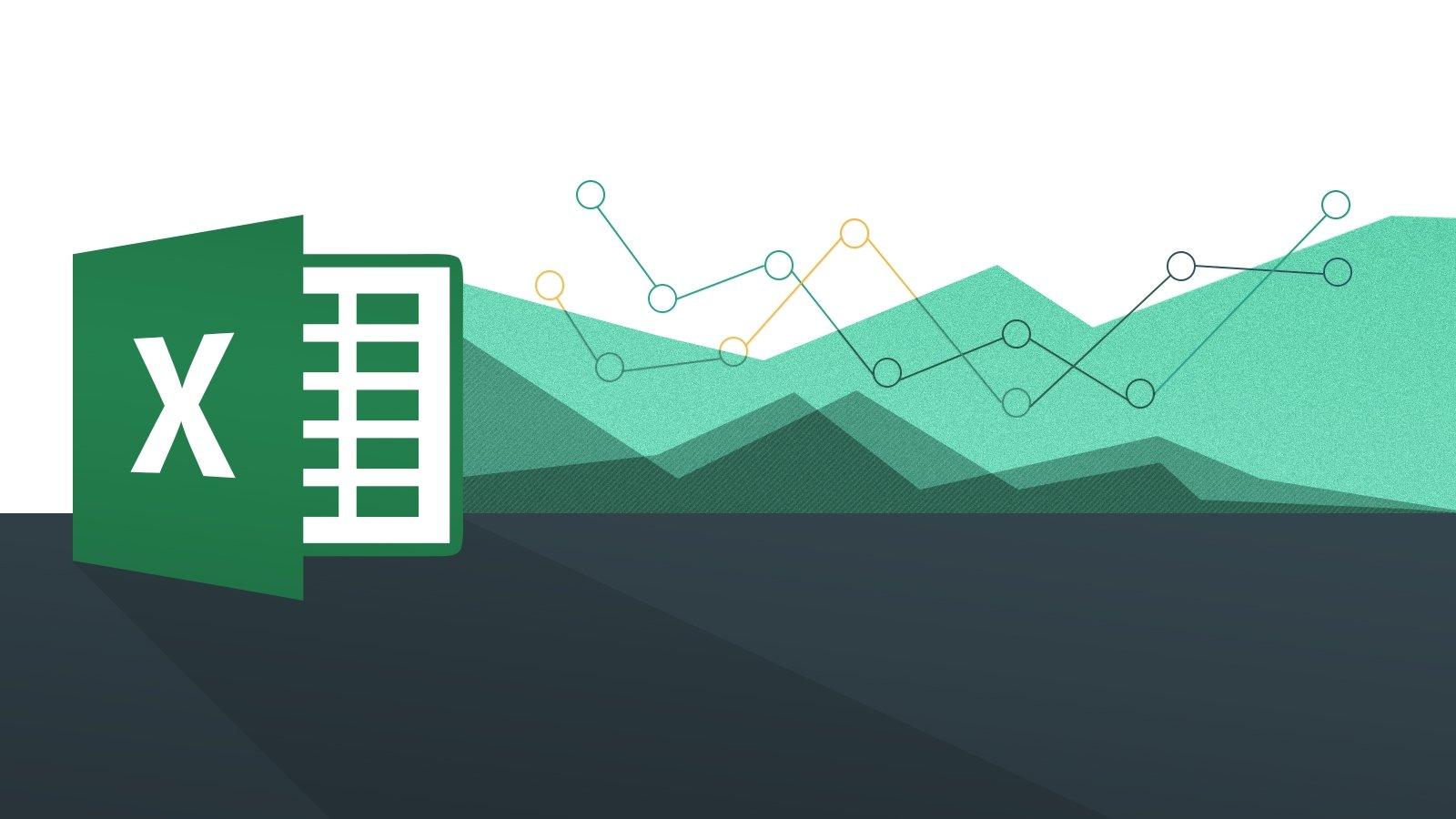 Excel logo da Microsoft