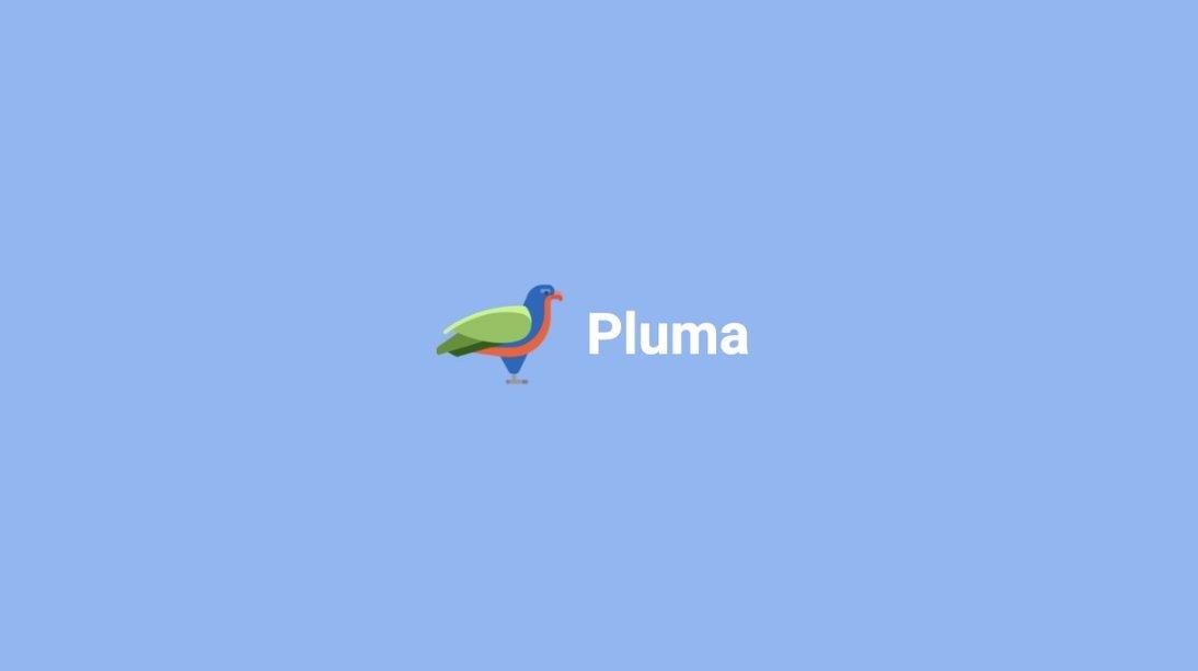 Pluma Android