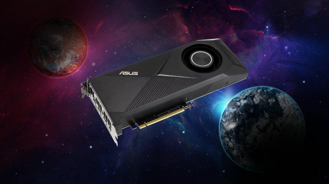 GeForce RTX 3070 Ti Turbo asus