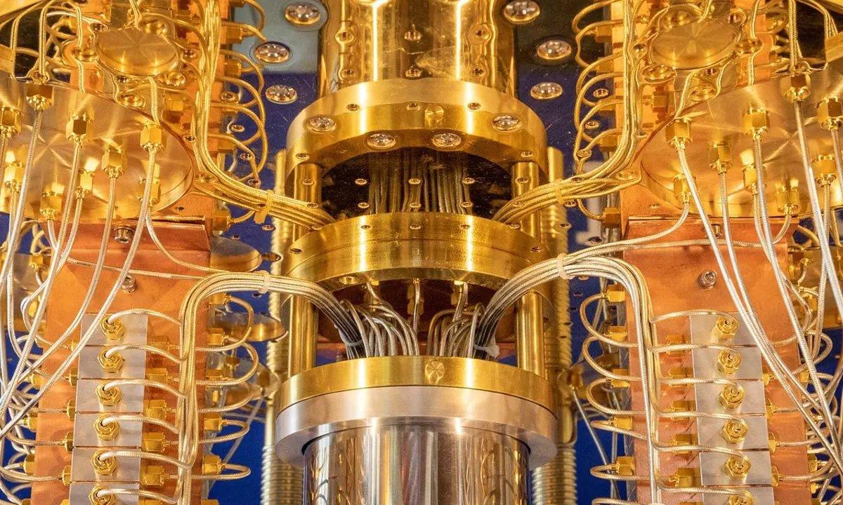 Computador quantico