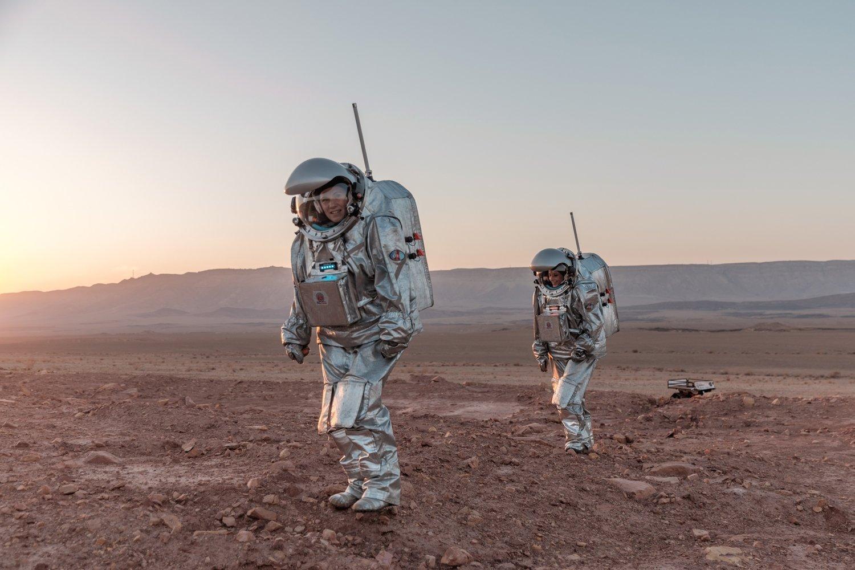 Simulação de Marte