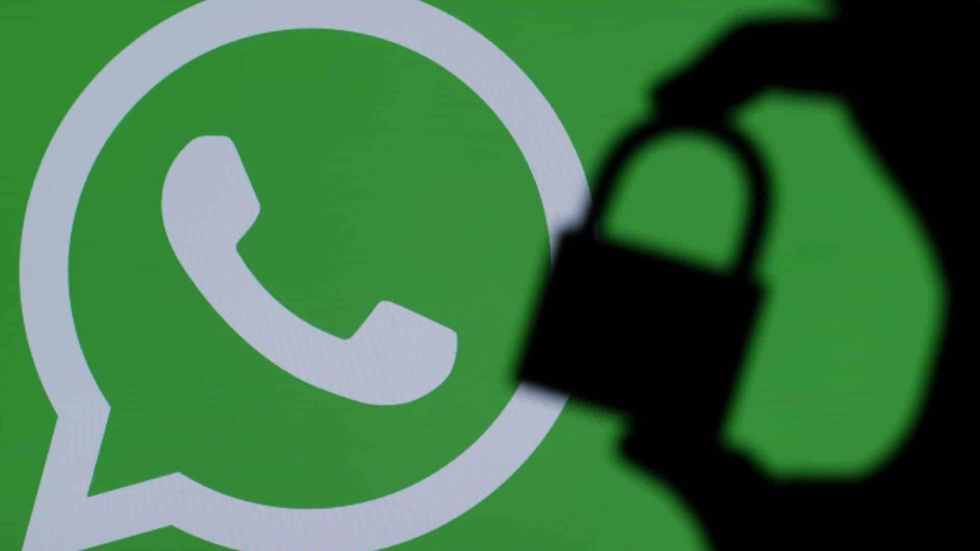 WhatsApp segurança