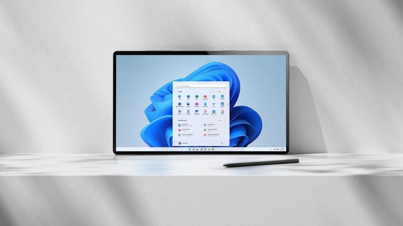 Windows 11 nova build