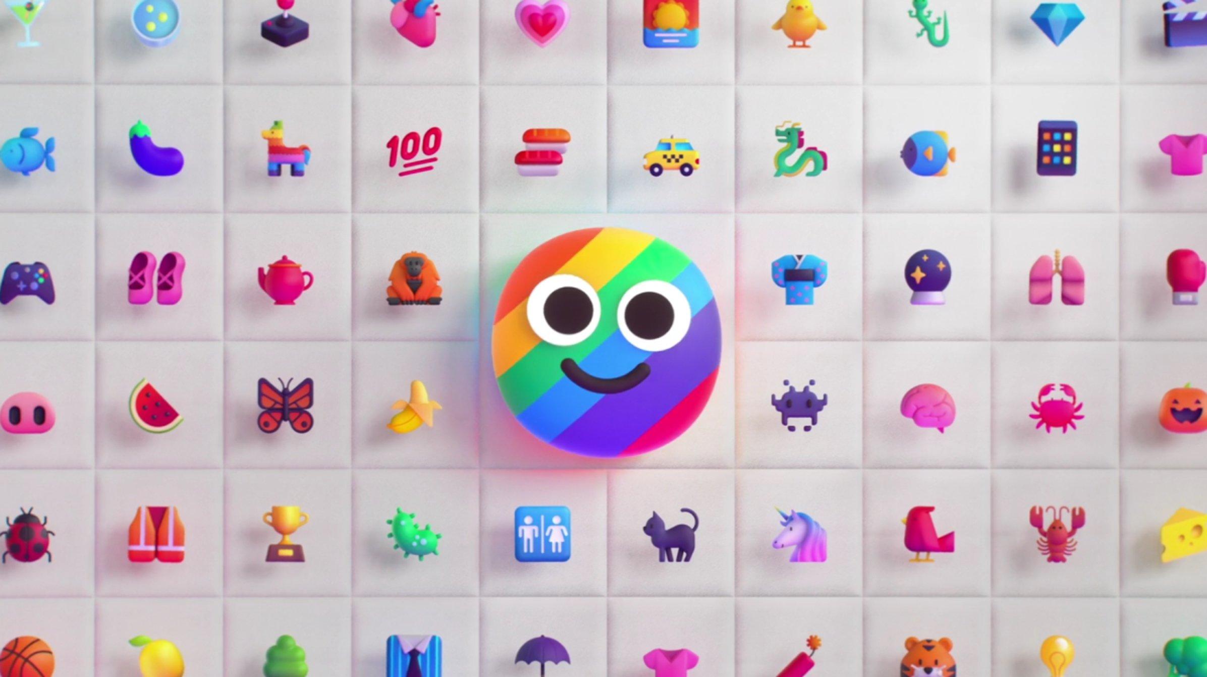 Emojis no Windows 11