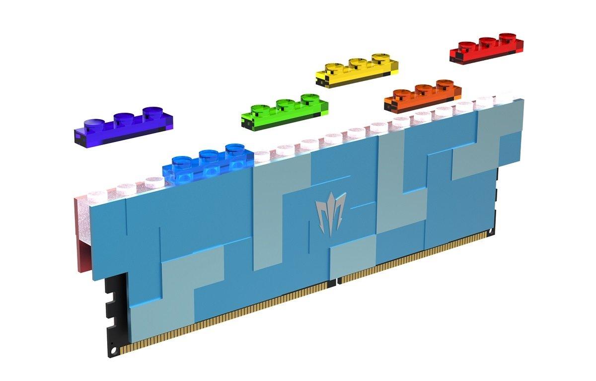 GALAX LEGO memória RAM