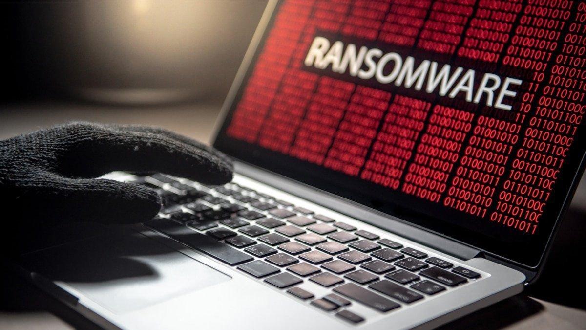 ransomware em computador